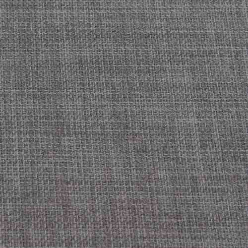 Jerez Linen Look Poang Chair Cover - Slate Grey
