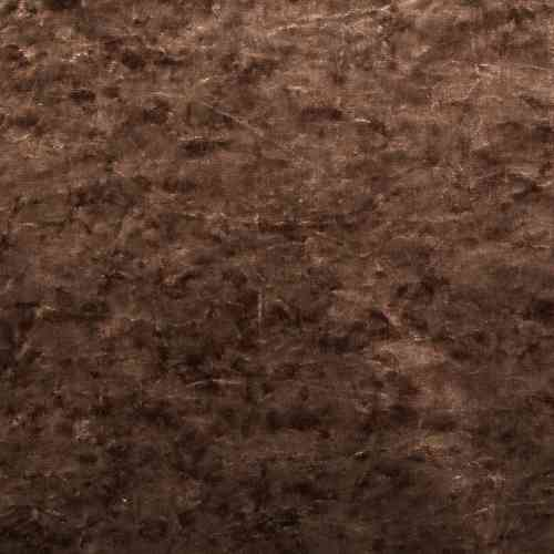 Luxury Shimmer Crushed Velvet Solsta Olarp Cover - Chocolate